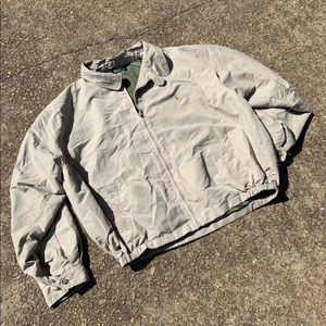 Vintage Ralph Lauren Work Jacket Tan XL